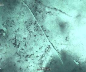 Underwater Linear Anomalies Yucatan