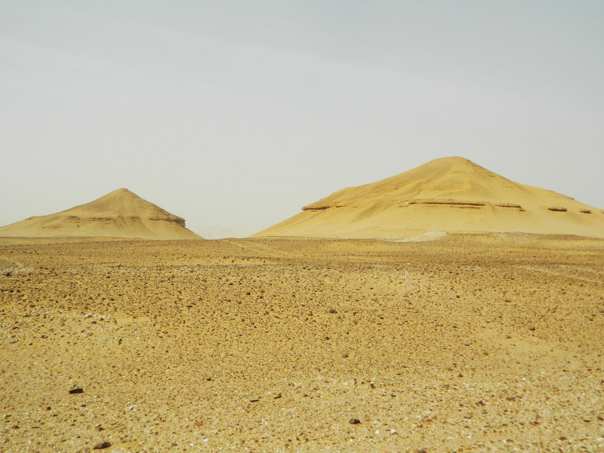 Abu Sidhu, Egypt- Ground View