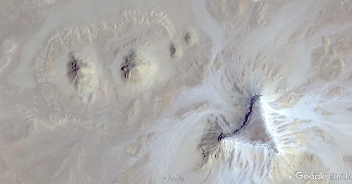 Abu Sidhum- Google Earth