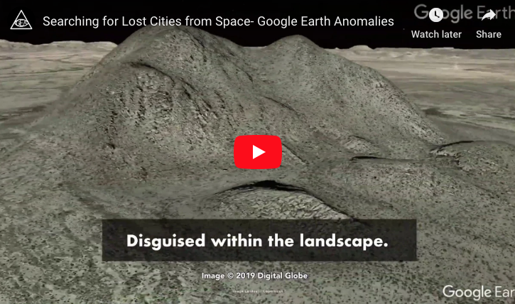 Home - Satellite Discoveries and Google Earth