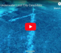 Cuba Underwater Lost City Candidate