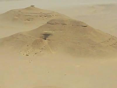 Abu Sidhum Mounds Closeup